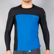 O'Neill S15 Mens Hyperfreak Long Sleeve Crew (Deep