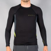 O'Neill S15 Mens O'Zone Comp Crew (Blk/Graph/Lime)