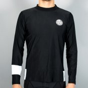 Rip Curl Aggro Relaxed Long Sleeve (Black)