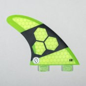 Shapers AM1 Corelite 5-Fin Set (FCS)