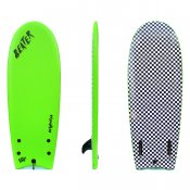 Catch Surf Beater Twin Fin (Green/Check)