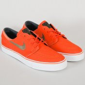 Nike Zoom Stefan Janoski (Orange/Medium Olive)