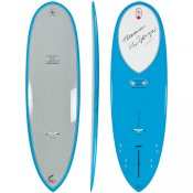 Takayama Scorpion  (Blue/Light Grey) Surfboard