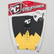 Creatures Mick Fanning Tailpad (Yellow /Black)