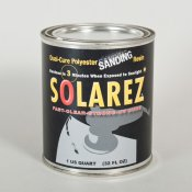 Solarez Dual-Cure Polyester Sanding resin