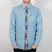 Rhythm M Tee Tree Blue Shirt (Assorted)